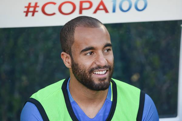 Lucas odejdzie z PSG? Chce go Napoli