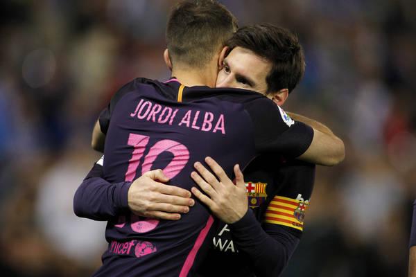 Messi: Obiecujemy zrobić wszystko, by wygrać Ligę Mistrzów