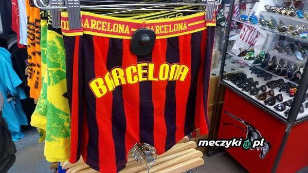 Barcelona w barwach Milanu