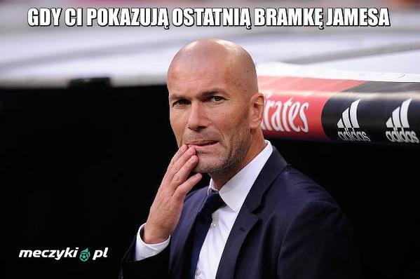 Zidane może żałować