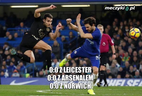 Stabilna forma Chelsea
