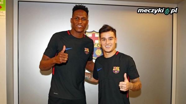 Nowe wzmocnienia Blaugrany