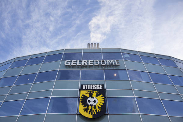 Sparta Rotterdam uległa Vitesse Arnhem