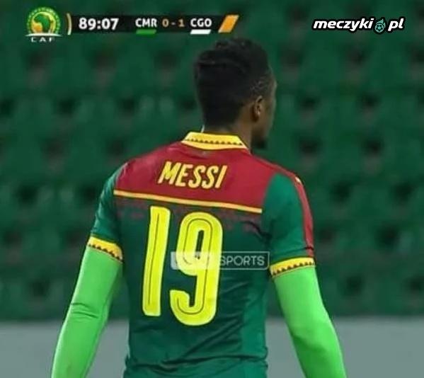 Tymczasem w Pucharze Narodów Afryki