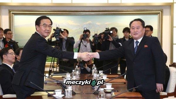 Korea Północna i Południowa wystąpią pod wspólną flagą podczas ceremonii otwarcia ZIO!