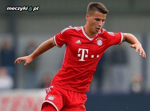 22-letni wychowanek Bayernu Riccardo Basta na testach w Podbeskidziu