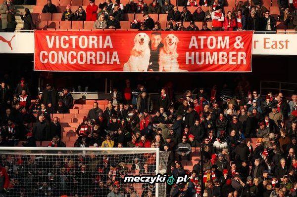 Tak fani Arsenalu żegnają swoich najlepszych zawodników