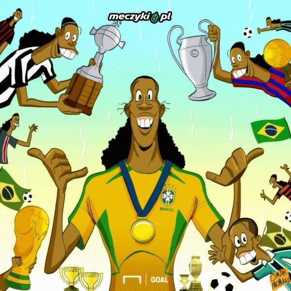 Ronaldinho kończy karierę