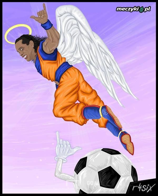Ronaldinho już nie pojawi się na boisku