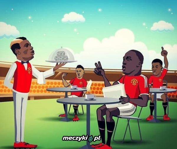 Paul Pogba - główny asystent w Premier League
