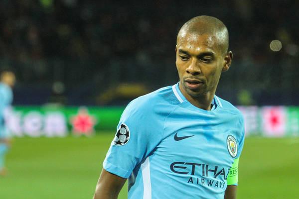 Fernandinho przedłużył kontrakt z Manchesterem City