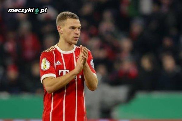 Kimmich wybrany przez kibiców najlepszym niemieckim piłkarzem ubiegłego roku