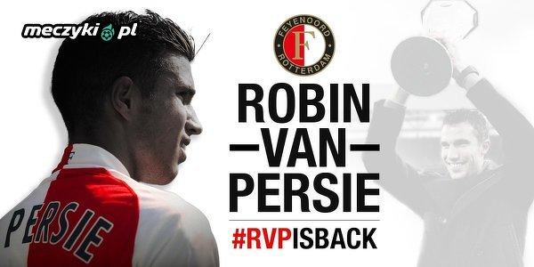 Van Persie wraca do Feyenoordu