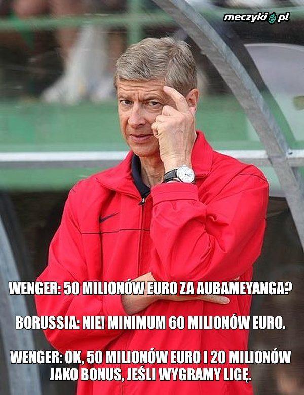 Wenger strateg