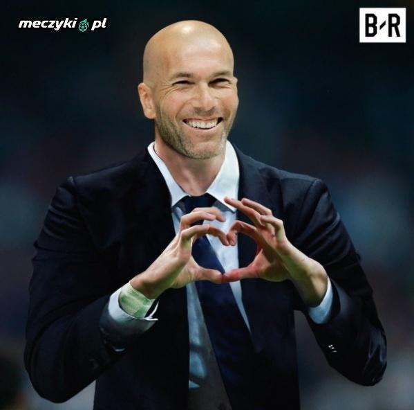 Zidane dopiął swego. Bale powrócił do formy