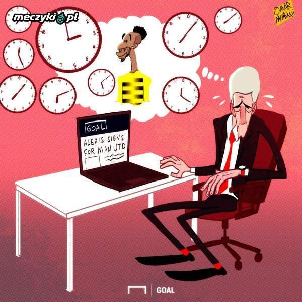 Wenger w oczekiwaniu na Aubameyang'a