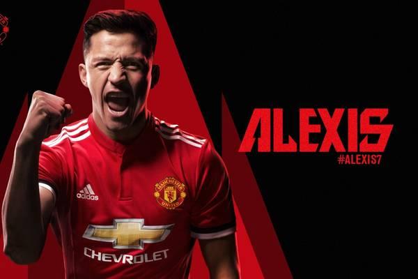 Hit transferowy potwierdzony! Alexis Sanchez piłkarzem Manchesteru United