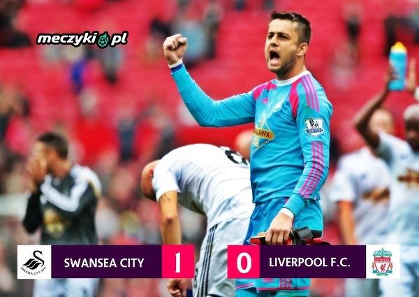 Fabian zatrzymał The Reds!