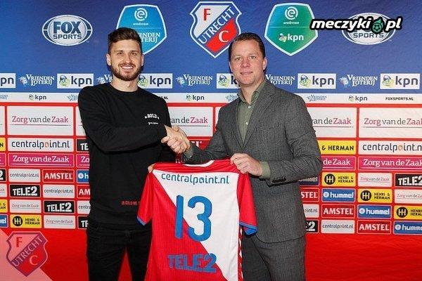 Mateusz Klich oficjalnie zmienił klub