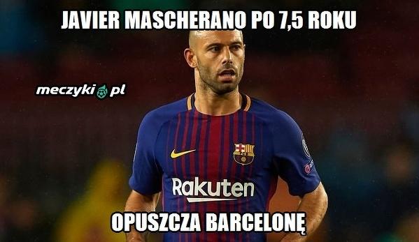 Ta informacja spadła na fanów Barcelony jak grom z jasnego nieba