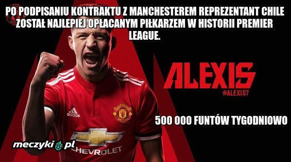 Sanchez jest bezkonkurencyjny...