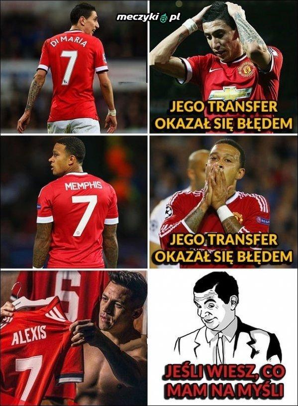 Klątwa numeru 7 w Manchesterze United