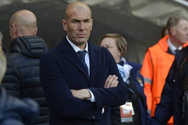 """Zidane niezadowolony z losowania. """"Chciałem uniknąć Juventusu"""""""