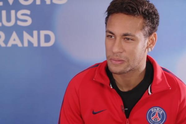 Neymar o transferze do PSG: Nie zapłaciłbym tyle za siebie