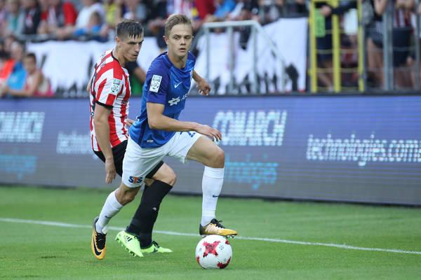 Talent z Lecha wyjedzie do Serie A? Jest na liście życzeń Genoi
