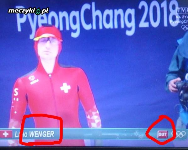 Ukryty przekaz na igrzyskach w Pjongczangu