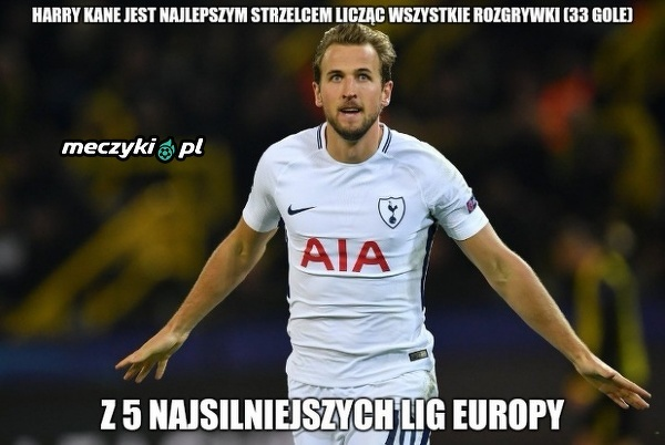 Ten sezon należy do Harry'ego Kane'a