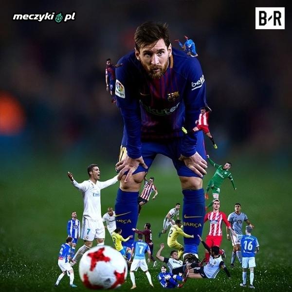 Barcelona niepokonana od 24 meczów ligowych