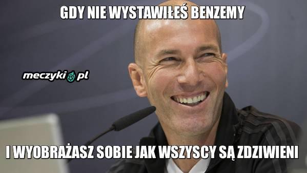 Zidane jednak potrafi zaskoczyć