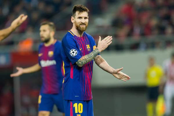 Hat-trick Messiego i cudowny gol z wolnego na otwarcie LM! Wygrana Interu z Tottenhamem w samej końcówce! [VIDEO]