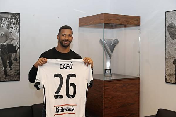 Legia szaleje na rynku transferowym. Cafu dziewiątym wzmocnieniem w zimowym oknie