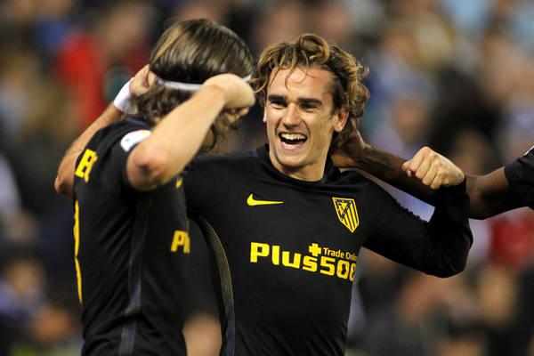 Pewne zwycięstwo Atletico Madryt z Deportivo Alaves
