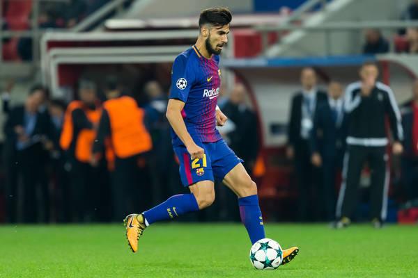 Przejmujące słowa Andre Gomesa: Gra w Barcelonie stała się dla mnie piekłem. Czasami boję się wyjść na ulicę