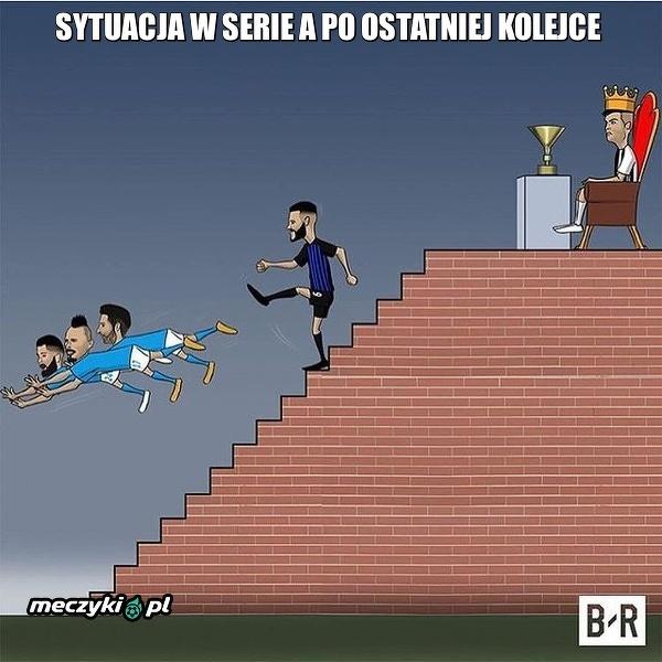 Inter pomógł Juventusowi