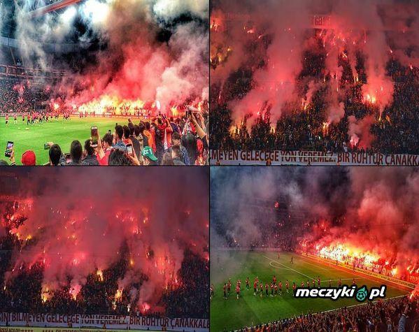Przed meczem Galatasaray