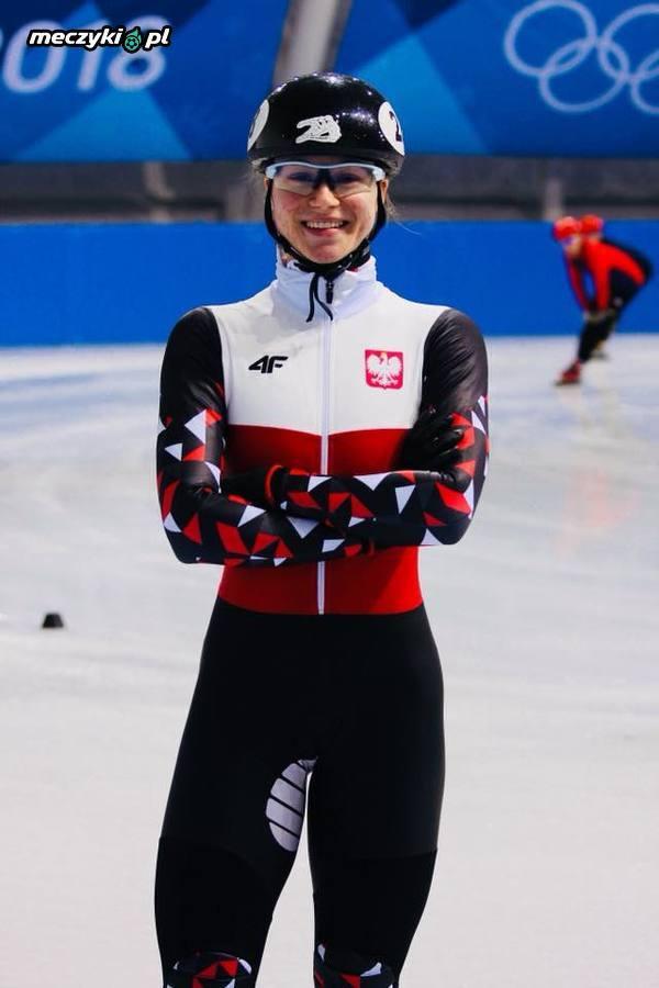 Natalia Maliszewska wicemistrzynią świata w short tracku!