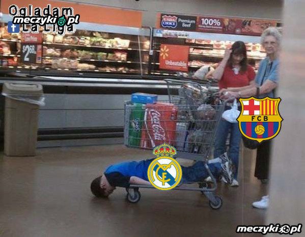Sytuacja w La Liga