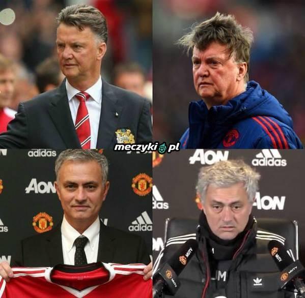 Manchester United niszczy