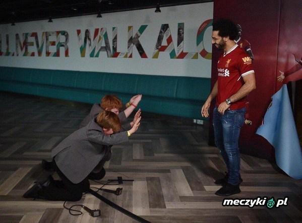 Kibice Liverpoolu FC w tym sezonie