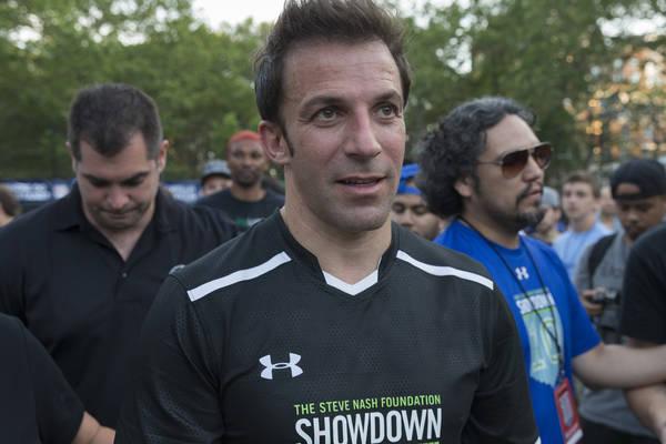 Del Piero wskazał faworyta Ligi Mistrzów. Barcelona dopiero w trzecim rzędzie!
