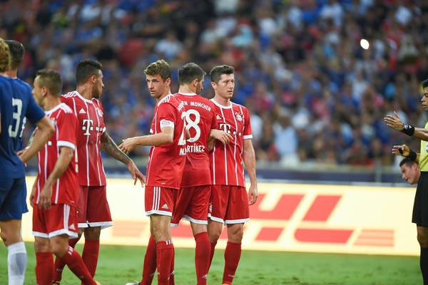 Gnabry bohaterem Bayernu. Bawarczycy pokonali Werder