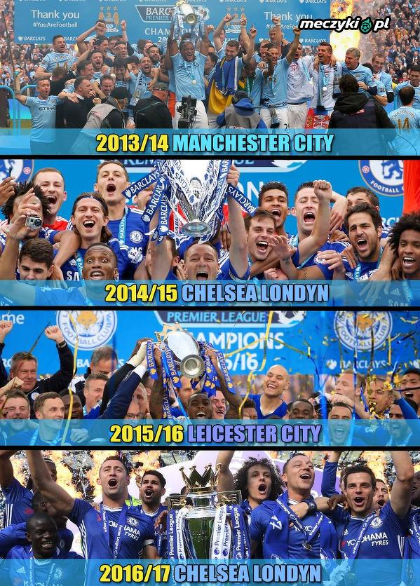 Cała Anglia znowu niebieska
