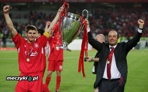 Urodziny świętuje dziś trener Rafa Benitez