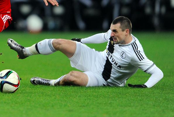 Legia wygrała ze Stalą Mielec w sparingu