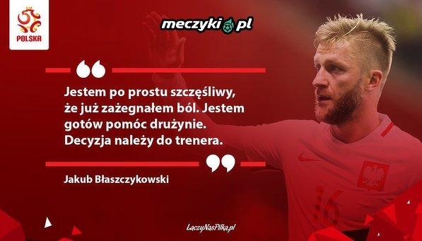 Błaszczykowski gotowy do gry
