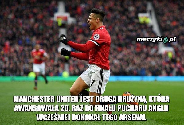 United wyrównało rekord